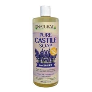 Dr. Natural Pure Castile Soap Lavender