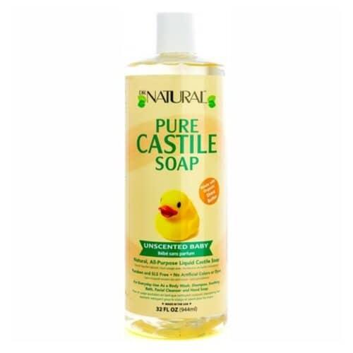 Dr. Natural Pure Castile Soap Baby Mild