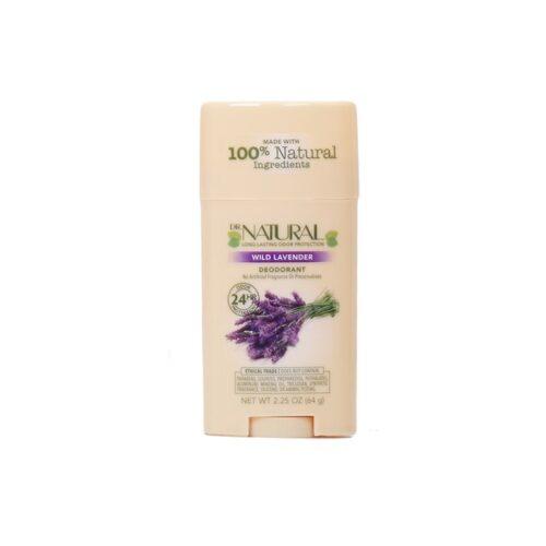 Dr. Natural Deodorant Stick Wild Lavender