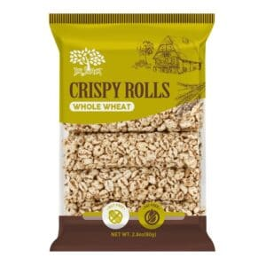 Dr. Snack Crispy Whole Wheat Sticks