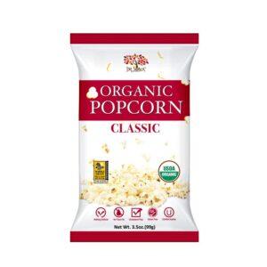 Dr. Snack Organic Popcorn Classic