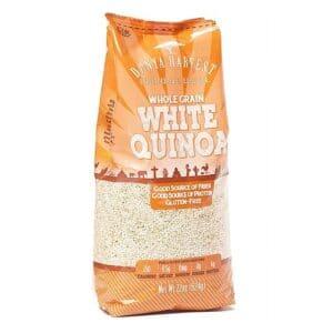Dunya Harvest White Quinoa (4/22oz)