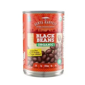 Dunya Harvest Organic Canned Black Beans