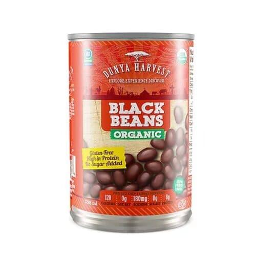 Dunya Harvest Organic Canned Black Beans