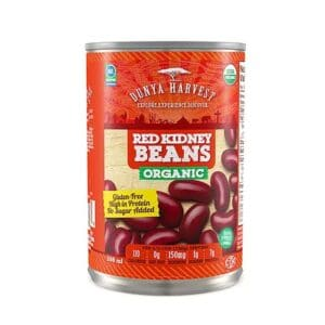 Dunya Harvest Organic Canned Red Kidney Beans
