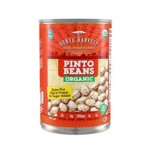 Dunya Harvest Organic Canned Pinto Beans