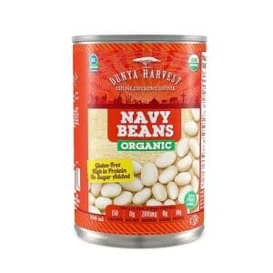 Dunya Harvest Organic Canned Navy Beans