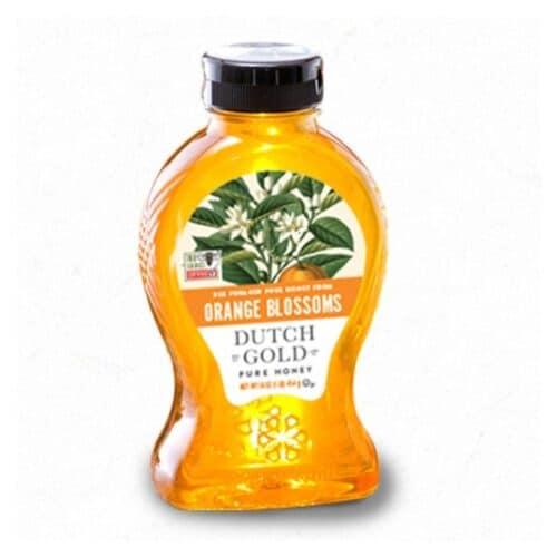 Dutch Gold Honey (Orange Blossom)