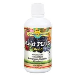 Dynamic Health Acai Plus Blend (Plastic)