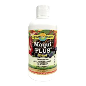 Dynamic Health Maqui Plus Blend (Plastic)