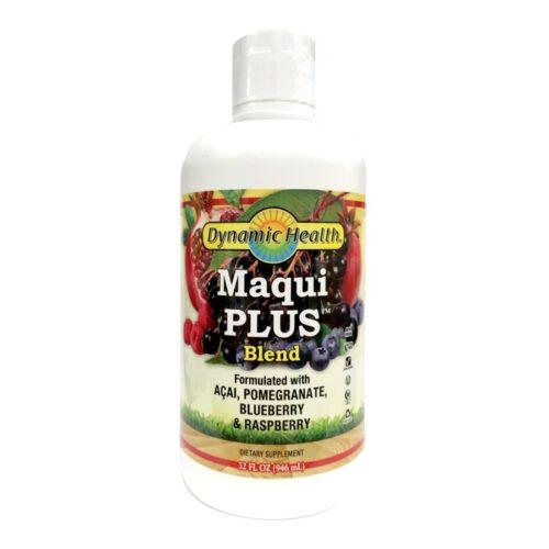 Dynamic Health Maqui Plus Blend (Plastic)