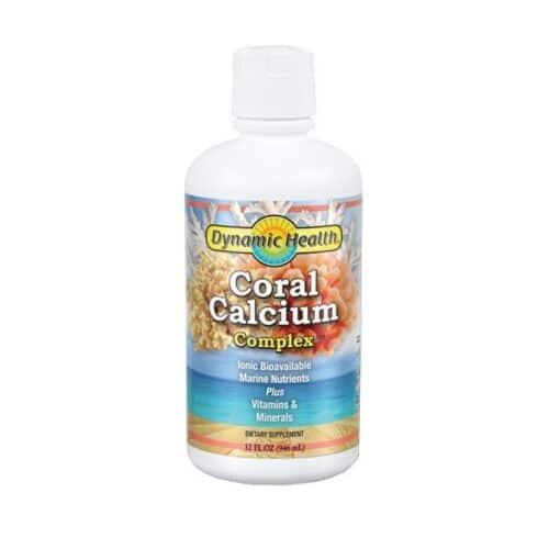 Dynamic Health Coral Calcium Complex (Plastic)