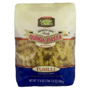 Earthly Choice Quinoa Pasta Blend Fusilli