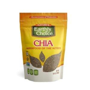Earthly Choice Chia Seeds