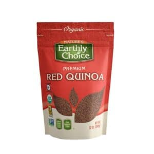 Earthly Choice Organic Red Quinoa