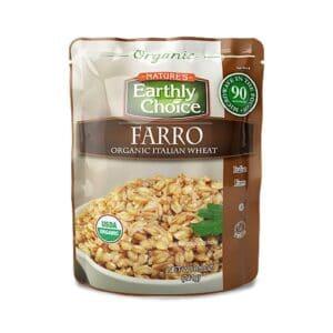 Earthly Choice Org. Farro (Microwavable)