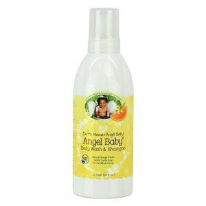 Earth Mama Angel Baby Angel Baby Body Wash & Shampoo (1 L)
