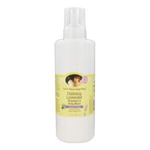 Earth Mama Angel Baby Calming Lavender Body Wash & Shampoo (1 L)