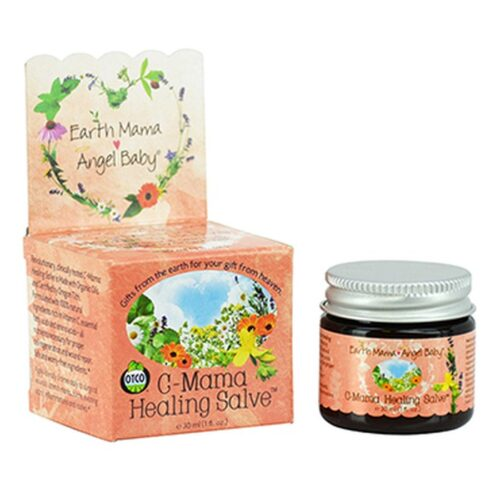 Earth Mama Angel Baby C-Mama Healing Salve (30 ml)