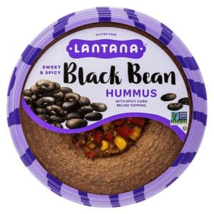 Lantana Hummus Sweet & Spicy Black Bean