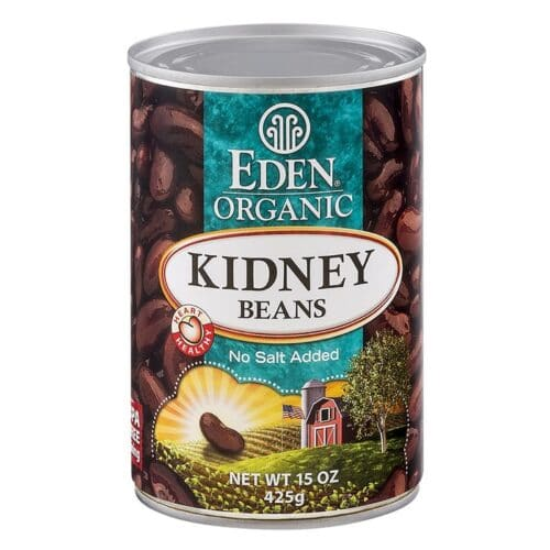 Eden Kidney (Dark Red) Bean
