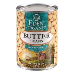Eden Butter Bean