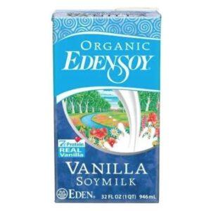 Eden Soy Organic Soymilk Vanilla