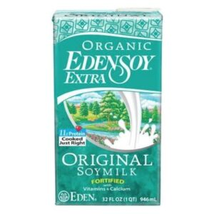 Eden Soy Organic Soymilk Extra-Original