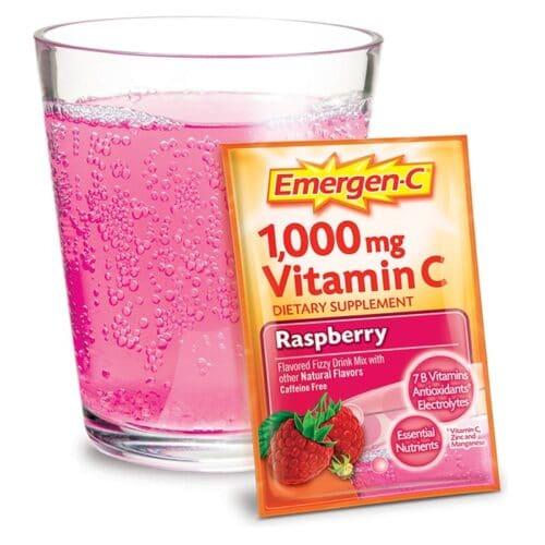 Emergen-C Raspberry (30Packets)