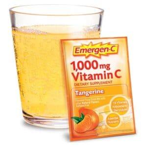 Emergen-C Tangerine (30Packets)