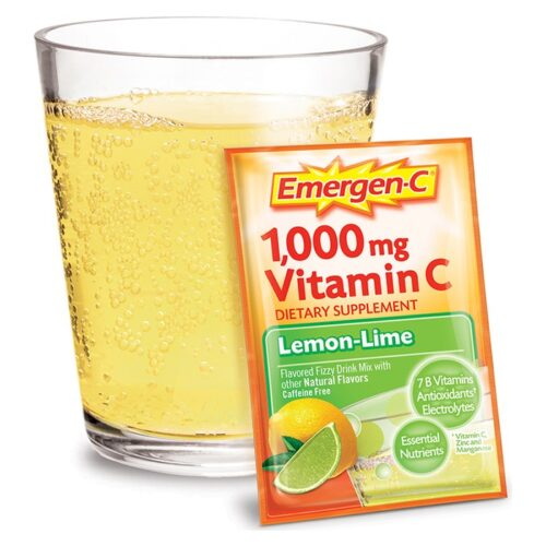 Emergen-C Lemon Lime (30Packets)