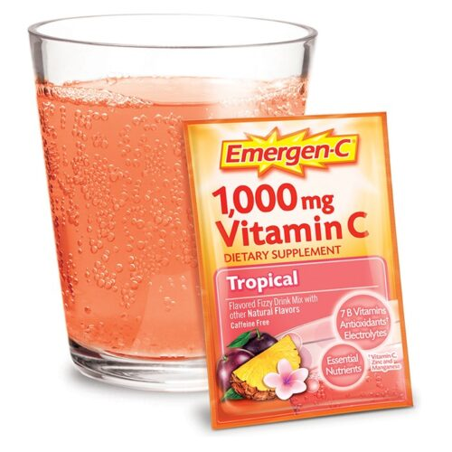 Emergen-C Tropical (30Packets)