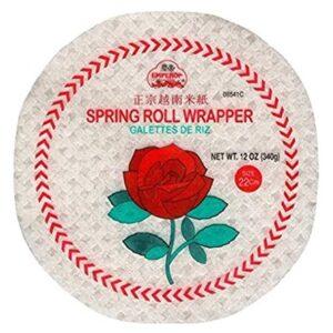 Emperor Spring Roll Wrapper (22 CM)