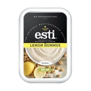 Esti Greek Hummus Lemon