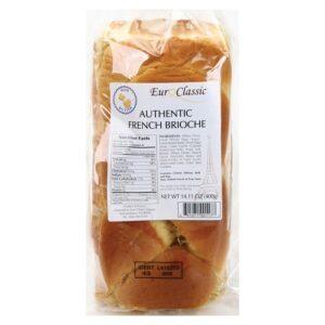 Euro Classic Brioche Loaf [12pk]