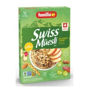 Familia Swiss Muesli No Added Sugar (