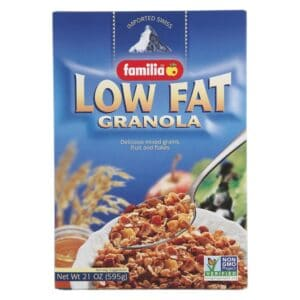 Familia Low Fat Granola (
