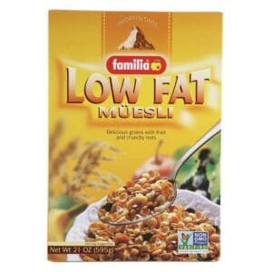 Familia Low Fat Muesli (