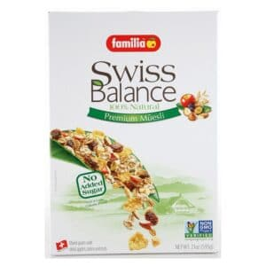 Familia Natural Swiss Muesli (