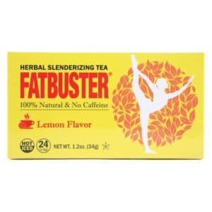 Fat Buster Tea Lemon