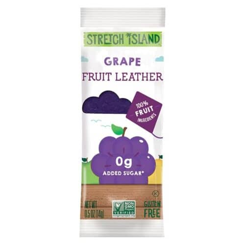 Fruit Leather Harvest Grape