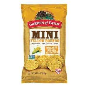 Garden of Eatin Mini Yellow Corn Round (