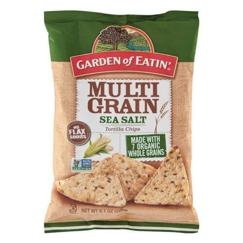 Garden of Eatin Multigrain Tortilla - Salted (