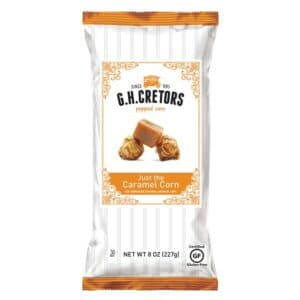 G.H. Cretors Retail Popcorn Just the Caramel Corn