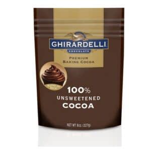 Ghirardelli Cocoa Powder Pouch Unsweetened (