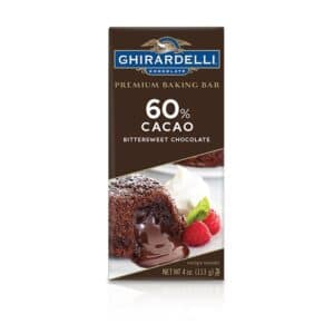 Ghirardelli Baking Bar 60% Cacao Bittersweet (