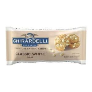 Ghirardelli Baking Chips Classic White