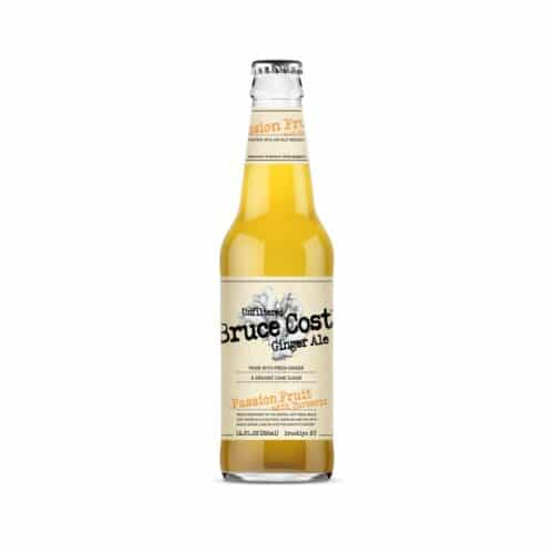 Bruce Cost Ginger Ale - Passion Fruit with Turmeric
