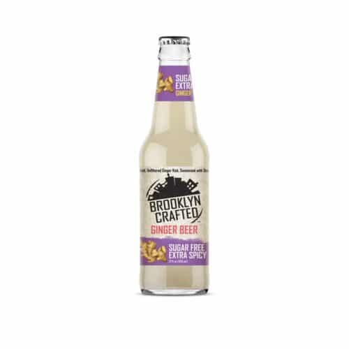 Brooklyn Crafted Ginger Beer - Sugar Free Extra Spicy