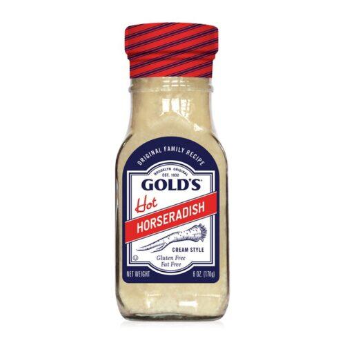 Golds Horseradish Hot Cream Style 6oz
